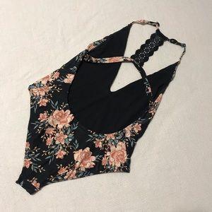 Billabong Swim - Billabong backless one piece swimsuit, M